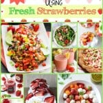 Strawberry recipe ideas