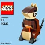 Free LEGO Kangaroo Building Event on August 4th and 5th at LEGO Stores