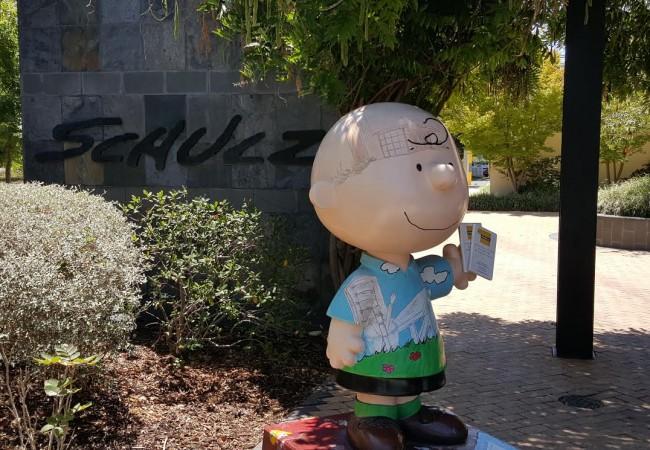 Charles M. Schulz Museum Santa Rosa Californa