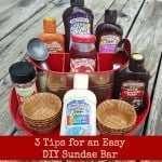 DIY Sundae Bar