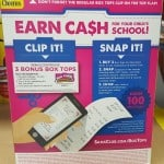 How to Earn Free eBoxtops for Education for Schools in Your Area – #ad #boxtops4education