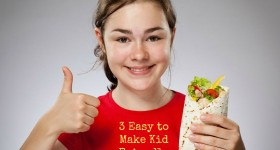 Wrap Recipes for Kids