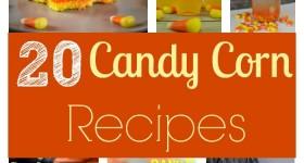 20 Candy Corn Recipes