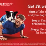 Help Your Dog Have a Good Morning and Win Dog Treats from Milk-Bone – #MilkBoneMorning #ad