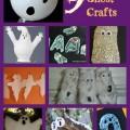Ghost Halloween Crafts