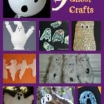 9 Ghoulish Ghost Crafts