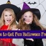 Where to Get Fun Halloween Freebies – Free Halloween Coloring Pages, Free Halloween Music and More