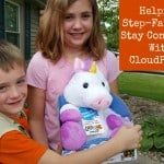 Helping Step-Families Stay Connected With CloudPets™ #CloudPetsForever @CloudPets @Walmart #ad