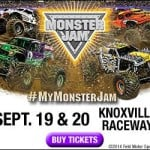 Monster Jam Knoxville Iowa