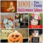 1001+ Fun Family Halloween Ideas