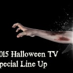 Halloween TV Specials for 2015