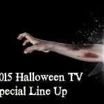 Halloween TV Specials for 2015