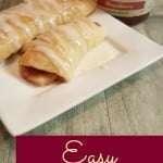 Easy Fruit Turnovers Recipe – #FruitandHoney #WalMart #Ad