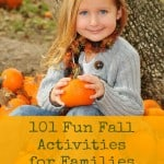 101 Fun Fall Activities for Families