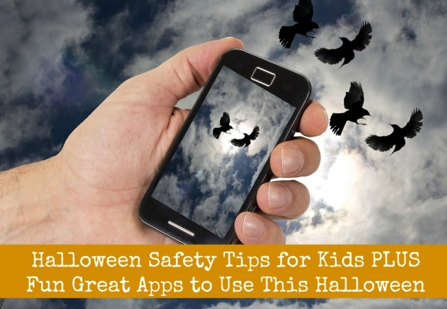 Halloween Apps and Halloween Safety Tips for Kids
