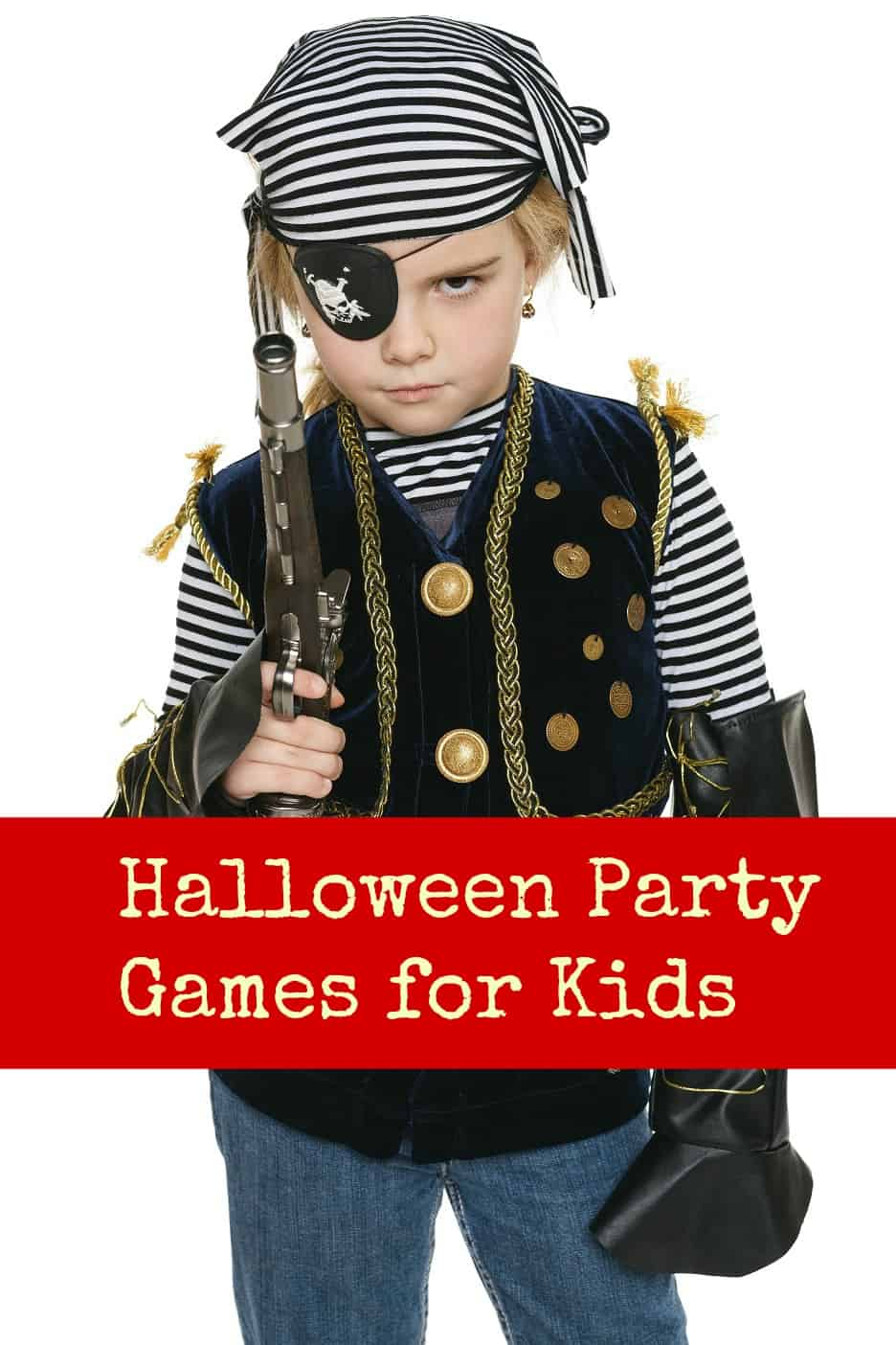 Halloween Party Games for Kids