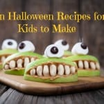 Fun Halloween Recipes for Kids to Make