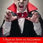 3 Ways to Save on Halloween Costumes and Supplies  –  @GetFlipp #ad