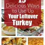 15 Recipes to Use Up Leftover Turkey