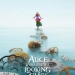 New Movie Trailer for ALICE THROUGH THE LOOKING GLASS Coming To Theaters May 2016 #DisneyAlice