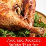 Food and Cooking Safety Tips for Thanksgiving Day
