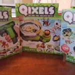 How to Get Boys Interested In Crafts and Our Qixels Playdate – #QixelsWorld #CG #ad