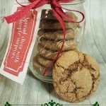 Cookies in a Jar Gift and Save on @BettyCrocker Baking Mixes – #SpreadCheer #Ad