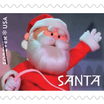 Letter from Santa Postmarked from North Pole