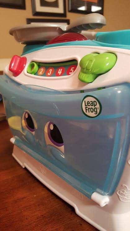 Leap Frog Number Lovin Oven