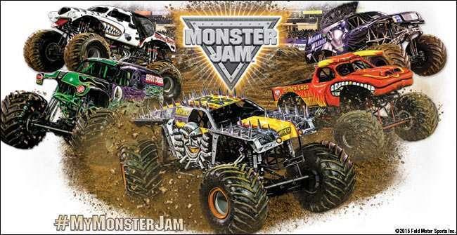 Monster Jam Des Moines