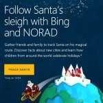 Follow Santa's Progress With Free Santa Tracking Tool
