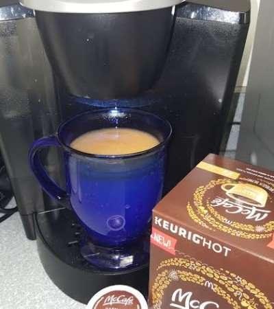 mccafe home coffee