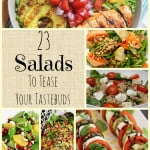 23 Salad Recipes to Tease Your Taste Buds