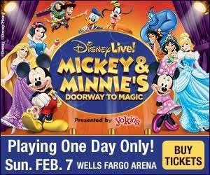 Disney Live in Des Moines