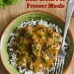 Easy Ground Beef Crock Pot Freezer Meals
