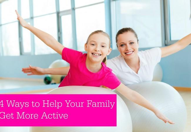 Family Fitness Tips