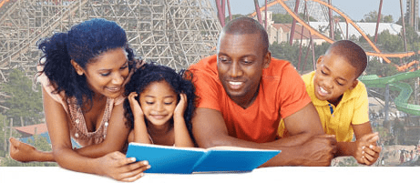 Free Tickets to Six Flags Reading Program