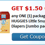 Coupon Round Up – Save on Huggies, K-Cups, Tide Pods, Swiffer, Duracell and More