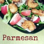 How to Win a Trip to NYC PLUS Shrimp Parmesan Salad Recipe
