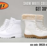 Save 30% on Lugz Boots New Snow White Collection #lugz #snowwhitecollection #ad