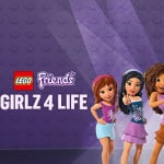 LEGO Friends Giveaway – Win Girls 4 Life on Blu-ray PLUS LEGO® Friends Pop Star Dressing Room