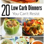Going Low Carb? 20 Dinner Recipe Ideas Too Good To Resist