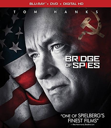 Bridge of Spies Blu-ray Review