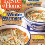 Free One Year Subscription to Taste of Home Magazine