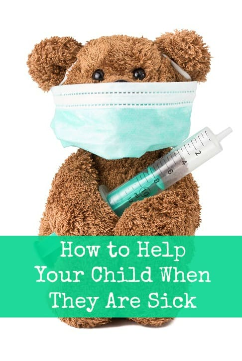 What to do When Your Kids are Sick