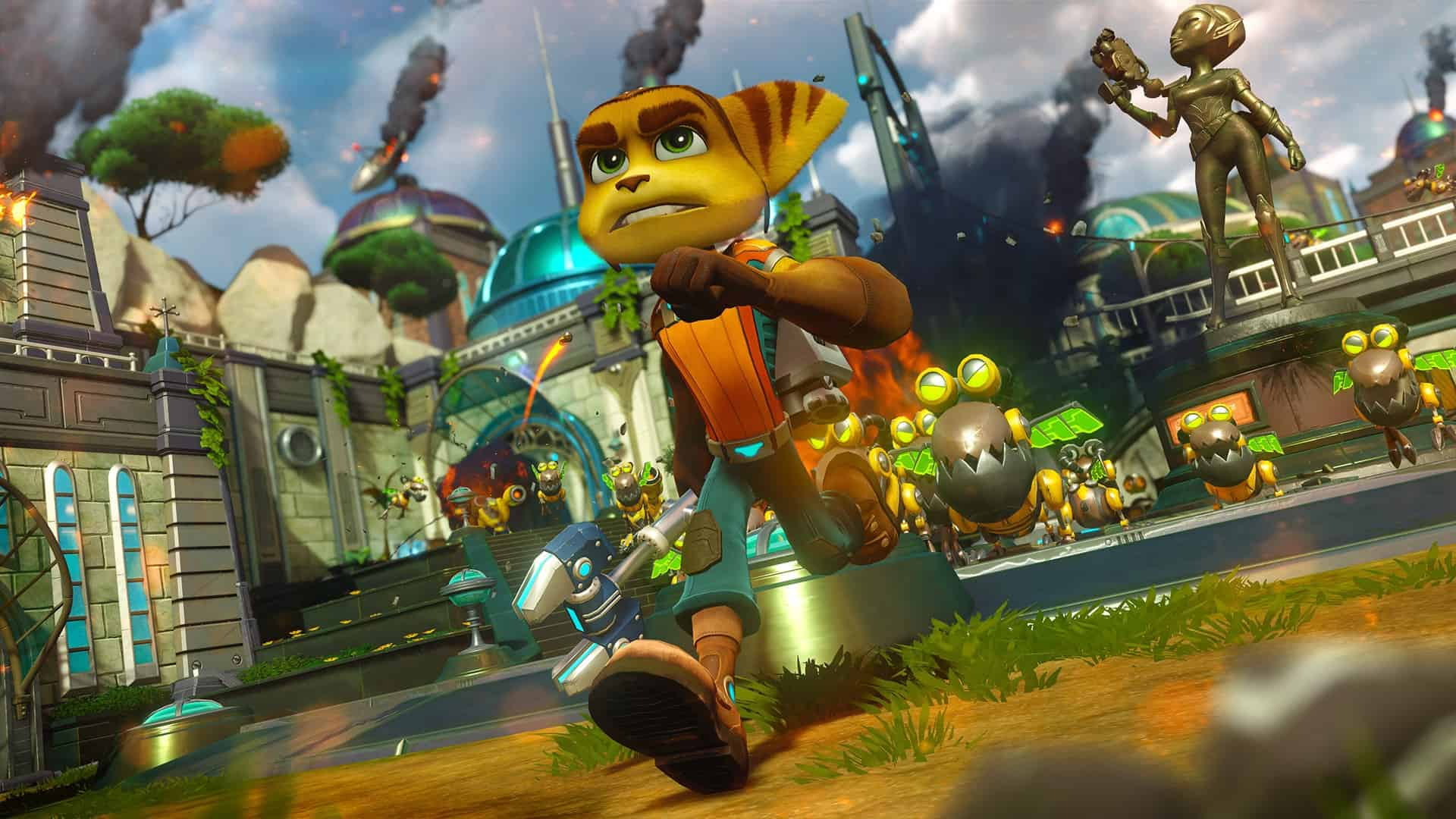 Ratchet and Clank Video Game
