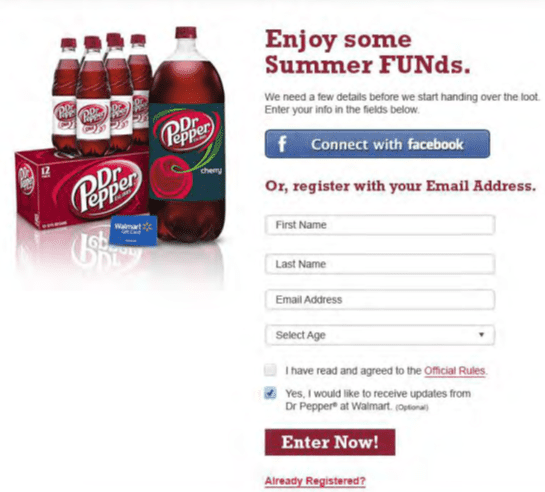How to Enter Summer Fund Sweepstakes