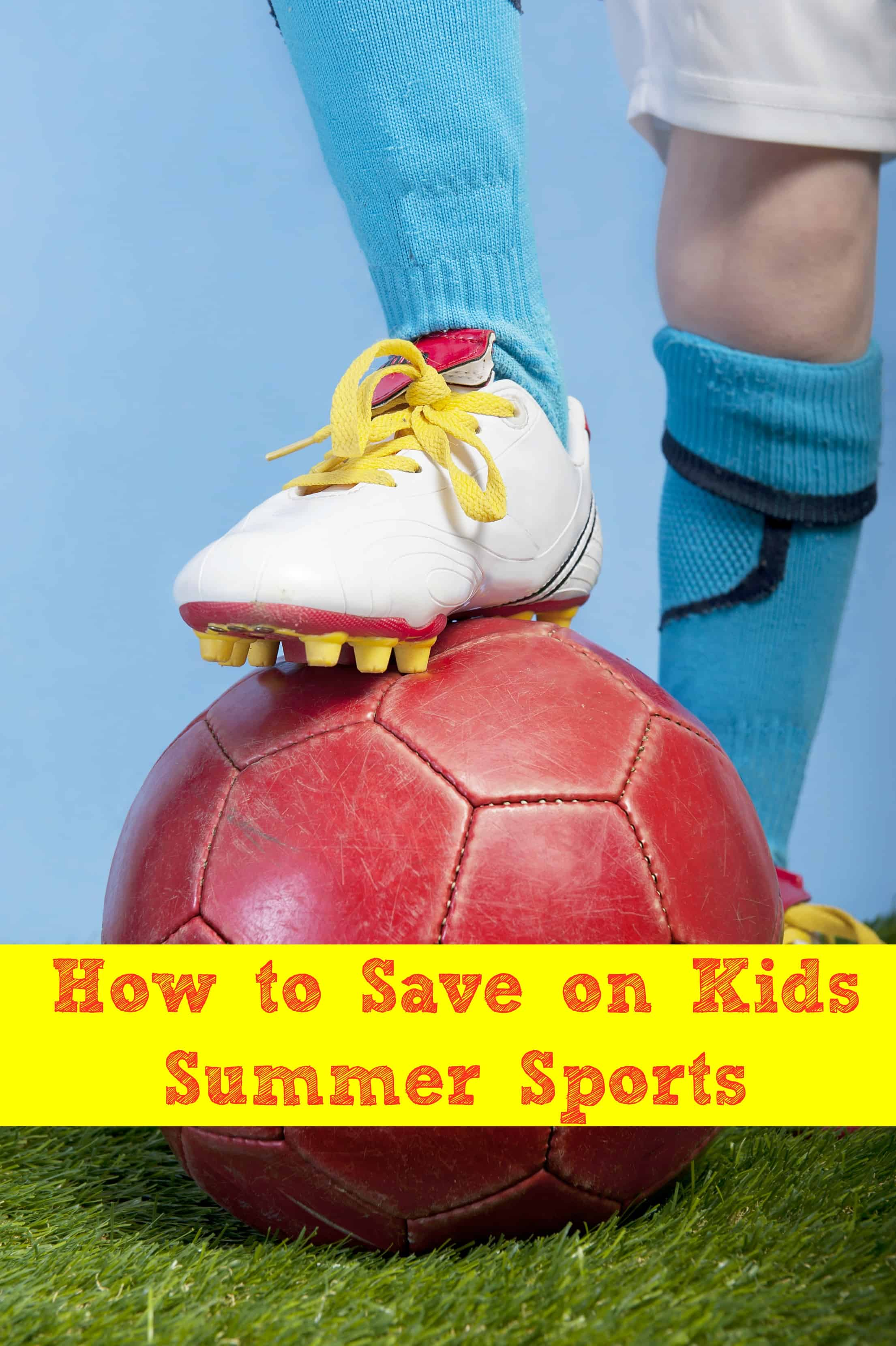 how to save money on kids sports