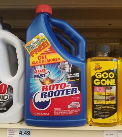 Roto-Rooter Drain Cleaning Product