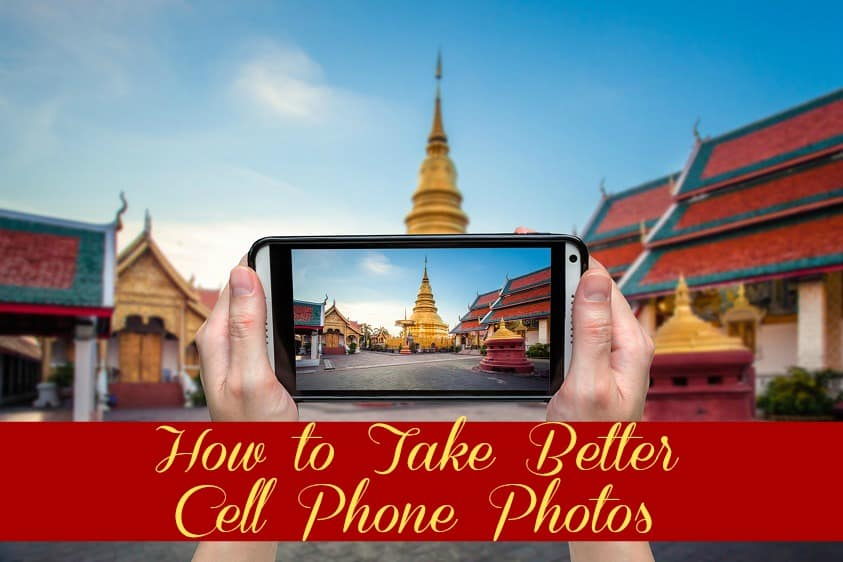 cell phone photo tips